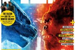 'Slash Film: The Morning Watch: 'Godzilla vs. Kong' VFX Breakdown, Stuntmen React to 'The Falcon and The Winter Soldier' & More'