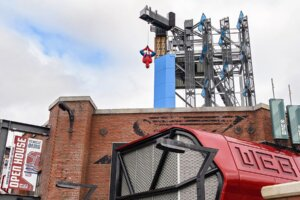 6 Awesome Marvel Easter Eggs To Look For In Disneyland Resort's Avengers Campus
