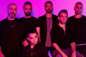 Aisles release new single Fast – watch their cyberpunk video here!