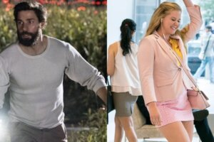 Amy Schumer And John Krasinski Have A Great Exchange Over Her A Quiet Place Part II Review