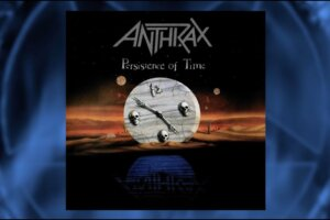ANTHRAX Talks About The Change In Mood During Persistence Of Time