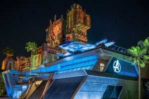 Avengers: Endgame Contained A Tease For Disneyland's Avengers Campus And Our Minds Are Blown