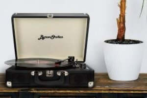 Best portable record players 2021: 7 portable turntables that'll fit even the smallest space