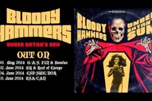 BLOODY HAMMERS – Under Satan's Sun [Album Trailer – Pre-Orders]