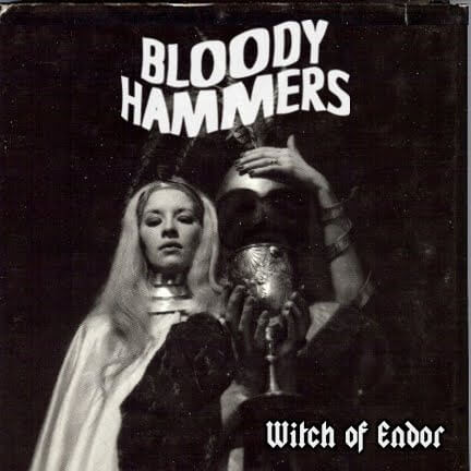 """Bloody Hammers """"Witch of Endor"""""""