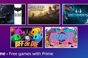'Coming Soon: Amazon's Prime Gaming Reveals June 2021 Free Games & Exclusive Content'