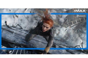 'Coming Soon: Black Widow to Open With Expanded Aspect Ratio Exclusively in IMAX'