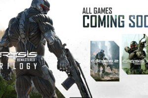 'Coming Soon: Crysis Remastered Trilogy Coming to Consoles and PC Later This Year'