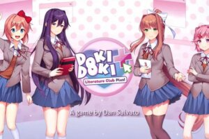 'Coming Soon: Doki Doki Literature Club Plus Coming to Consoles and PC This Month'