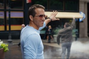 'Coming Soon: Free Guy Trailer: Ryan Reynolds Tries to Save His World From Taika Waititi'