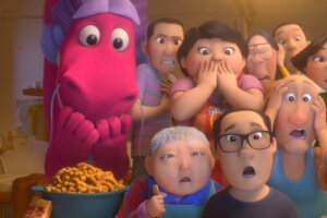 'Coming Soon: Interview: Wish Dragon Director Chris Appelhans Chose Authenticity Over Budget'