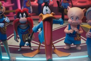 'Coming Soon: It's Tunes Versus Goons in New Space Jam: A New Legacy Trailer'