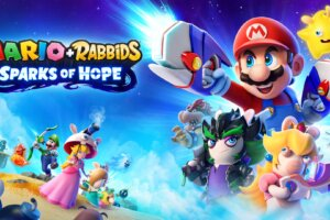 'Coming Soon: Mario + Rabbids Sparks of Hope Leaks Ahead of Ubisoft E3 Stream'