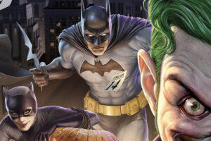 'Coming Soon: New Batman: The Long Halloween, Part One Images Released'