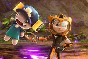 'Coming Soon: Ratchet & Clank: Rift Apart Is Full Of Sunset Overdrive & Sony References'