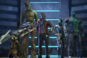 'Coming Soon: Rumor: Guardians of the Galaxy Game Will Be Shown Next Week'