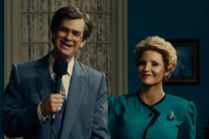 'Coming Soon: The Eyes of Tammy Faye Trailer Starring Jessica Chastain & Andrew Garfield'