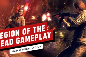 'Coming Soon: Watch Dogs: Legion of the Dead DLC Available Tomorrow'