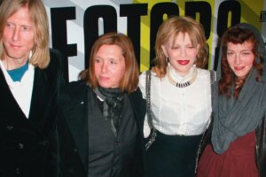 Courtney Love rules out Hole reunion, tells media and fans to 'get over it'