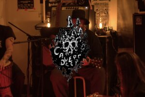 Doomed Nation – Cavern Deep stream brand new live performance video for the track »Deeper Grounds«