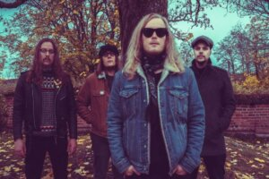 Doomed Nation – Finnish psychedelic doom band KITA announce vinyl release of their debut album via No Profit Recordings