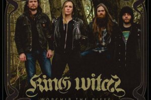 Doomed Nation – King Witch stream their brand new two-track EP »Worship The Riffs« featuring Black Sabbath and Metallica covers