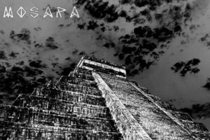 Doomed Nation – Mosara presents their self-titled debut album, out now via Transylvanian Recordings