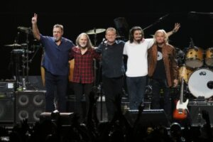 Eagles to play their Hotel California album in full on 2021 US tour