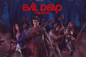 'Evil Dead: The Game': Official Cover Art Features Ash, Henrietta, Kelly Maxwell and More!