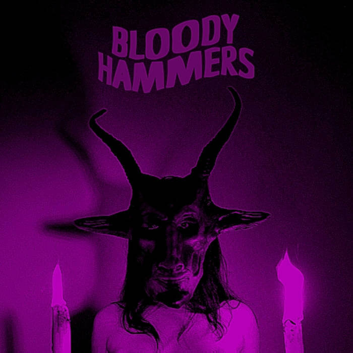 """""""Fear No Evil"""" by Bloody Hammers"""