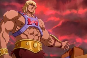 'FRESH Movie Trailers: MASTERS OF THE UNIVERSE: REVELATION Trailer (Animated Series, 2021)'
