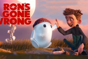'FRESH Movie Trailers: RON'S GONE WRONG Trailer (Animation, 2021)'