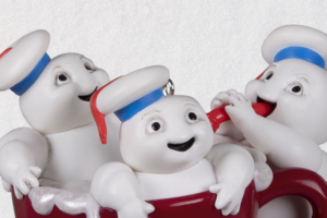 """'Ghostbusters: Afterlife': Hallmark Releasing a """"Mini Pufts"""" Ornament This Holiday Season!"""