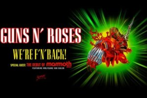 Guns N' Roses announce they're 'F'n back' with summer 2021 tour dates