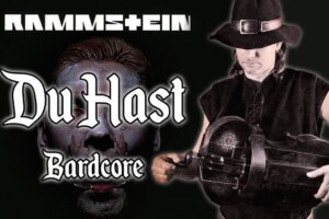 Internet genius covers Rammstein's Du Hast in a medieval style and it's the most magical thing you'll hear all day