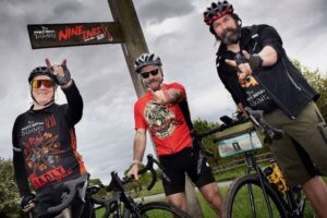 Iron Maiden's Bruce Dickinson helps Heavy Metal Truants raise over £1 million for charity