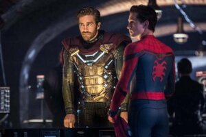 Jake Gyllenhaal Shares Bloody Spider-Man Throwback For Tom Holland's Birthday