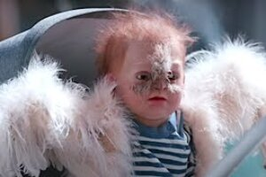 JoBlo: A SWEET TOOTH Inspired Video: Real-life Hybrid Baby Surprise Pedestrians React (HD) Netflix