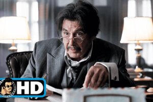 """JoBlo: AMERICAN TRAITOR: THE TRIAL OF AXIS SALLY Clip – """"The Deal"""" + Trailer (2021)"""