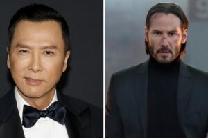 """'John Wick: Chapter 4'  Adds Donnie Yen as an """"Old Friend"""" of John Wick's!"""