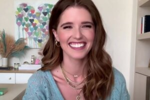 Katherine Schwarzenegger Finally Posted Baby's Face On Instagram… It Just Wasn't Her Own