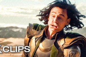 'KinoCheck : LOKI – 4 Minutes Clips From Episode 1 (2021)'