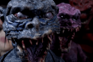'Kylgor in the Grisly Abyss' Will Be a Love Letter to the '80s Loaded With Practical Gore and Monster Puppets!
