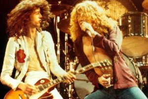 """LED ZEPPELIN's """"Whole Lotta Love"""" Named The Greatest Riff Of All Time"""