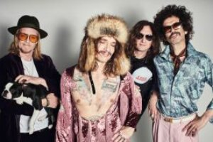 Let rock be unconfined: The Darkness announce new album Motorheart