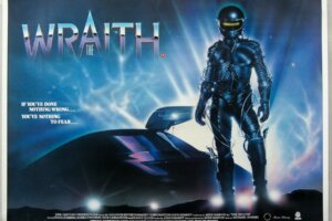 Lionsgate's Vestron Video Collector's Series is Back With 1986's 'The Wraith' on Blu-ray This Summer!