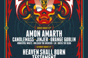 Metal Injection: Netherlands' Dynamo Metalfest Will Take Place This August Feat. CANDLEMASS, TESTAMENT & HEAVEN SHALL BURN