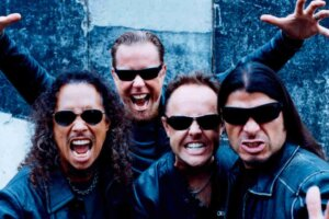Metallica are suing Lloyd's of London over losses from South American tour cancellation