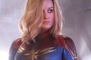 No Big Deal, Just Brie Larson Crushing A One-Armed Pull-Up As She Preps For The Marvels