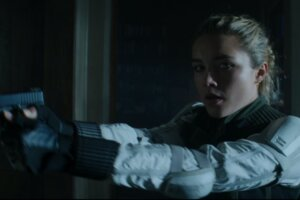 No Big Deal, Just Florence Pugh Killing It With Stunt Work From The Set Of Black Widow